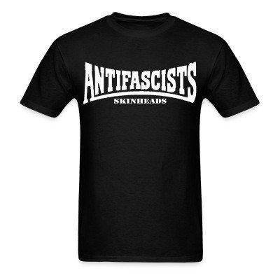 Antifascists skinheads