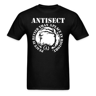 Antisect - Peace is better than a place in history