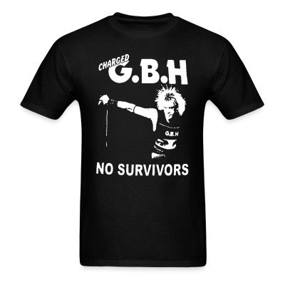 Charged GBH - No Survivors