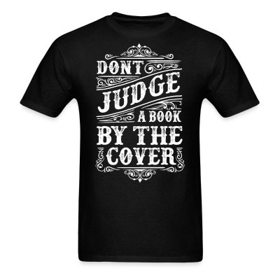 Don\'t judge a book by the cover
