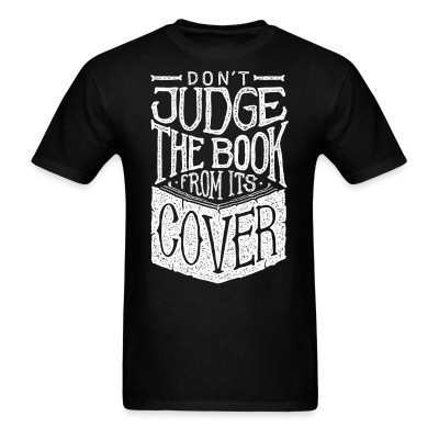 Don't judge the book from its cover