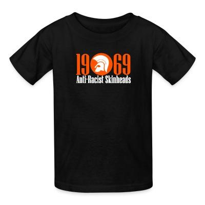 T-shirt enfant 1969 anti-racist skinheads
