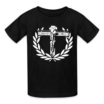 T-shirt enfant 1969 crucified