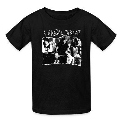 T-shirt enfant A Global Threat
