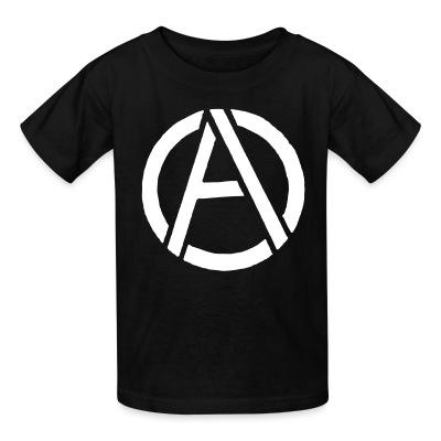T-shirt enfant Anarchism