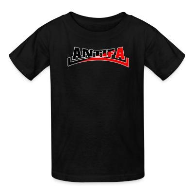 T-shirt enfant Antifa