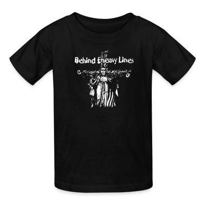 T-shirt enfant Behind Enemy Lines