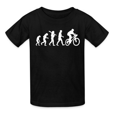 T-shirt enfant Bike Evolution