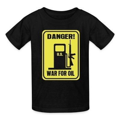 Danger! War for oil
