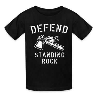 Defend standing rock