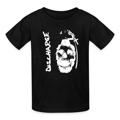 T-shirt enfant Discharge