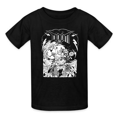 T-shirt enfant Doom