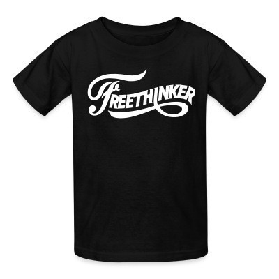T-shirt enfant Freethinker