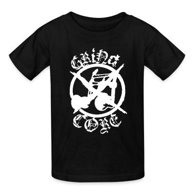 T-shirt enfant Grind core