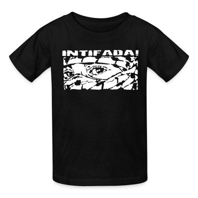 T-shirt enfant Intifada!