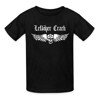 T-shirt enfant Leftover Crack