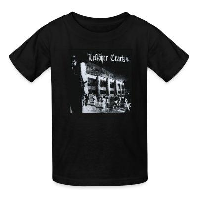 T-shirt enfant Leftover crack - Shoot the kids at school