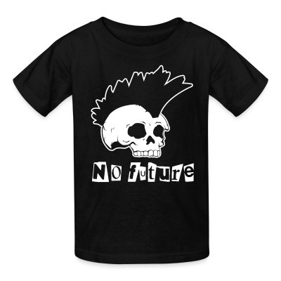 T-shirt enfant No future