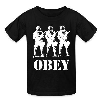 T-shirt enfant Obey