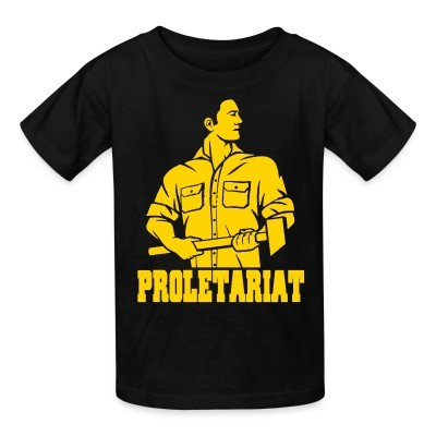 T-shirt enfant Proletariat