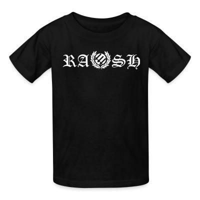T-shirt enfant RASH