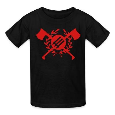T-shirt enfant RASH - Red & Anarchist Skinheads