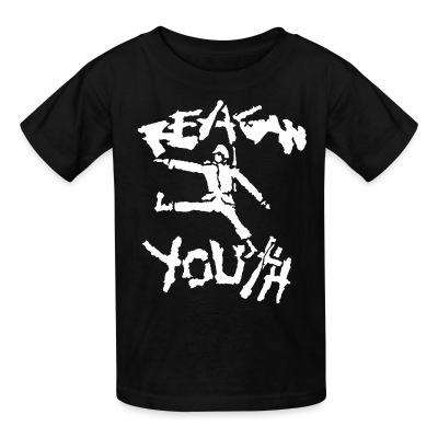T-shirt enfant Reagan Youth
