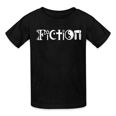 T-shirt enfant Religion Fiction