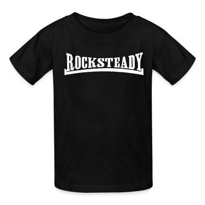 T-shirt enfant Rocksteady