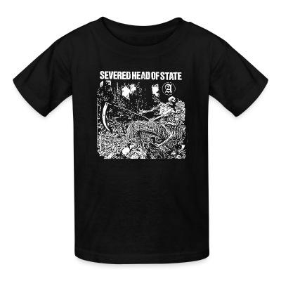 T-shirt enfant Severed Head Of State