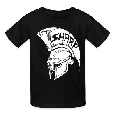 T-shirt enfant SHARP