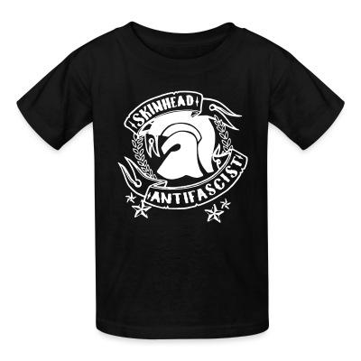 T-shirt enfant Skinhead antifascist