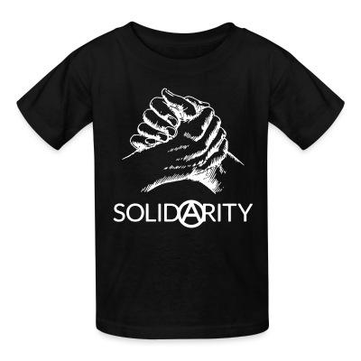 T-shirt enfant Solidarity