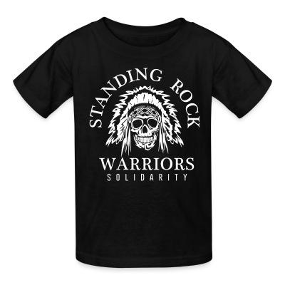 Standing rock warriors solidarity