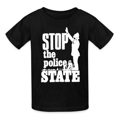 Stop the police state