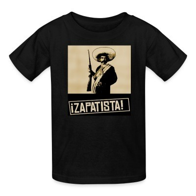 T-shirt enfant Zapatista!