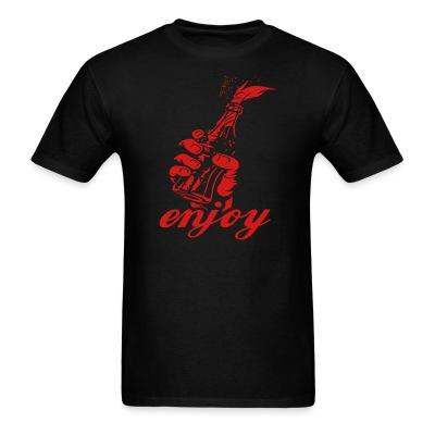 T-shirt Enjoy