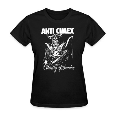 Anti Cimex - Country of Sweden