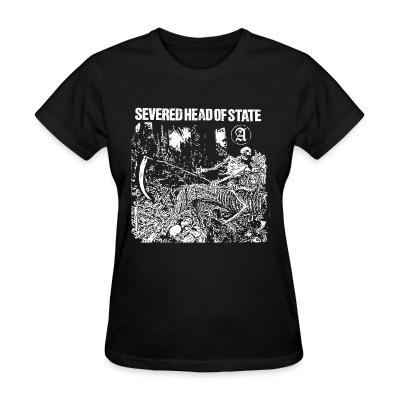 T-shirt féminin Severed Head Of State