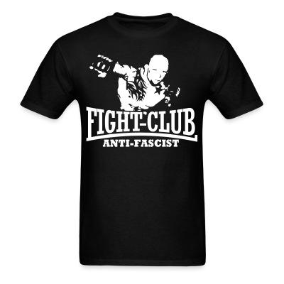 Fight-club anti-fascist