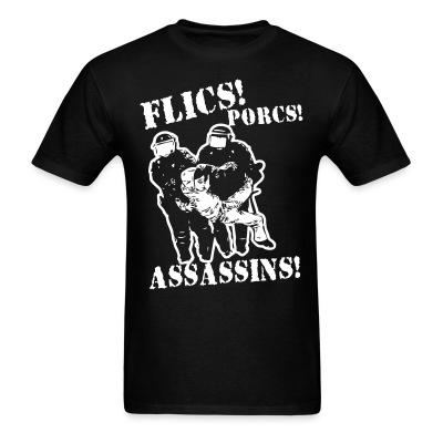Flics! Porcs! Assassins!