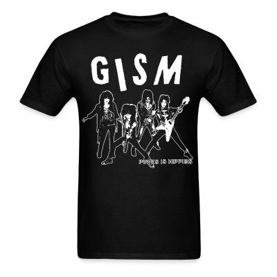GISM - punks is hippies