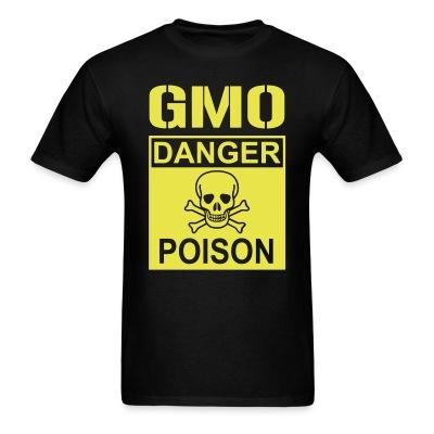 GMO - Danger poison