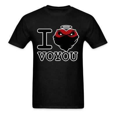 I love voyou