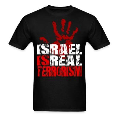Israel is real terrorism