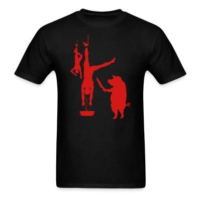 T-shirt Meat murder