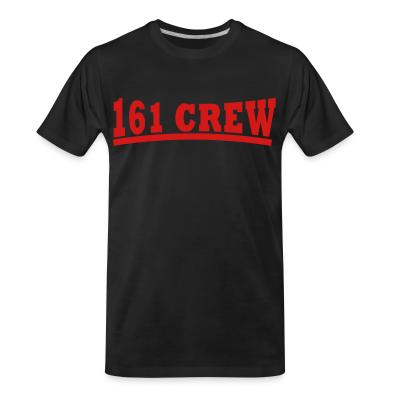 T-shirt organique 161 crew
