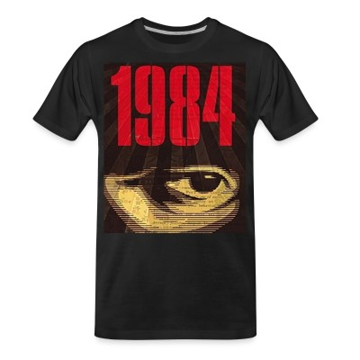 T-shirt organique 1984 (George Orwell)