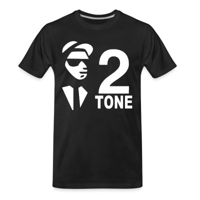 T-shirt organique 2 tone