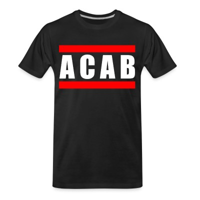 T-shirt organique ACAB